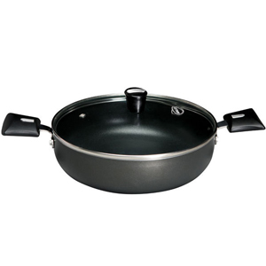 Non-Stick Cookware-Nirlep Non-stick & Induction Compatible Multipan
