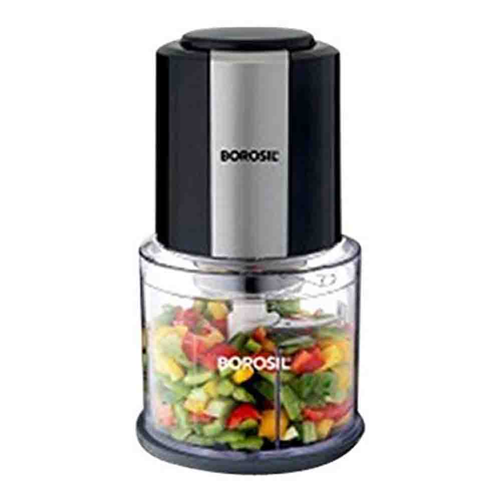 Blenders / Choppers-Borosil Chef Delite 300 watts chopper