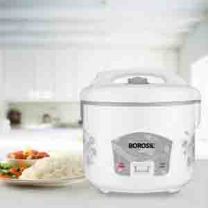Cookers-Borosil Pronto Deluxe 2.8L Rice Cooker