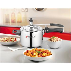 Cookers-Hotsun Cute Pressure Cooker 3Ltr - Induction Base