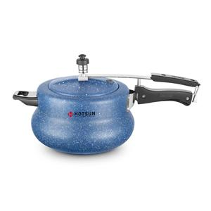Hotsun Handi Marble Pressure Cooker 5Ltr - Induction Base