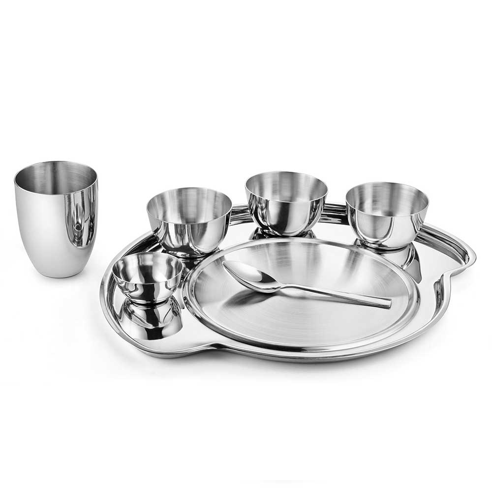 Ideale Utsav Thaalee Set 7 Pc Dinner Set