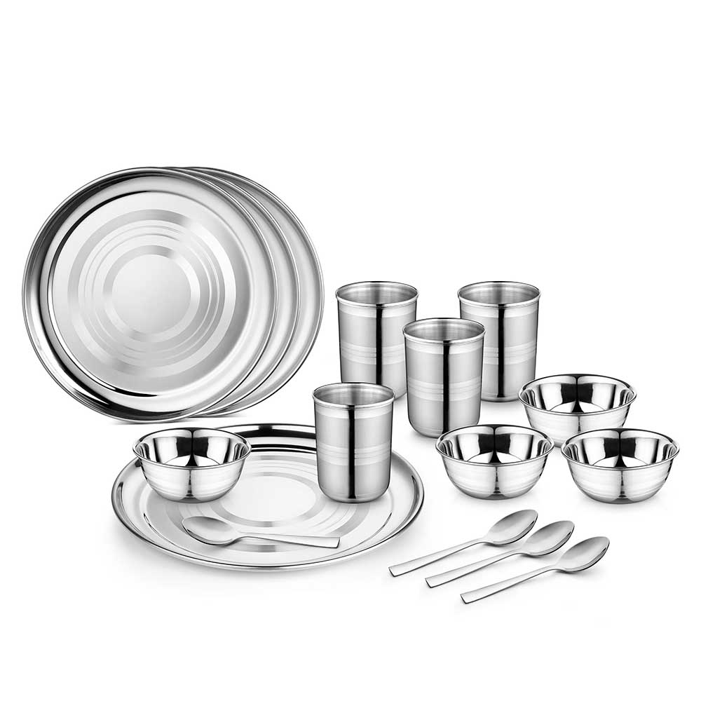 Ideale Daavat Thaalee 16 Pcs Dinner Set