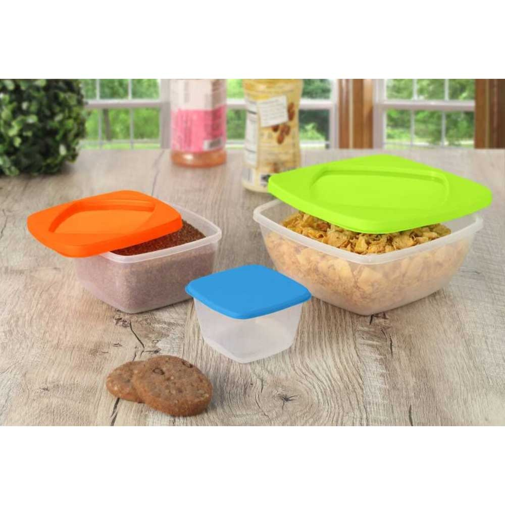Ideale Multicolour Bowl Set
