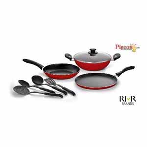 Stainless Steel Cookware-Pigeon Mio Cookware Set