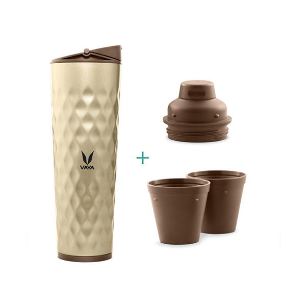 Vaya Drynk 600ml With Sipper Lid