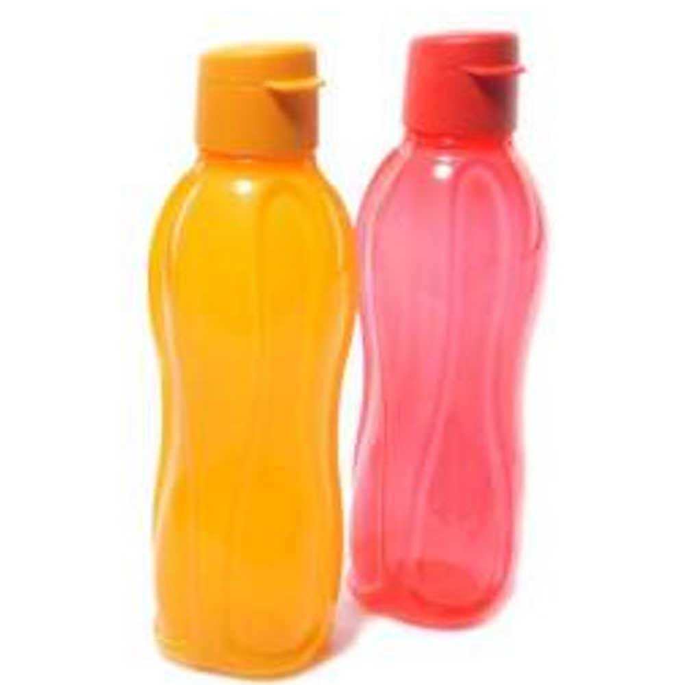 Tupperware Aquasafe Fliptop Bottles - Set of 2