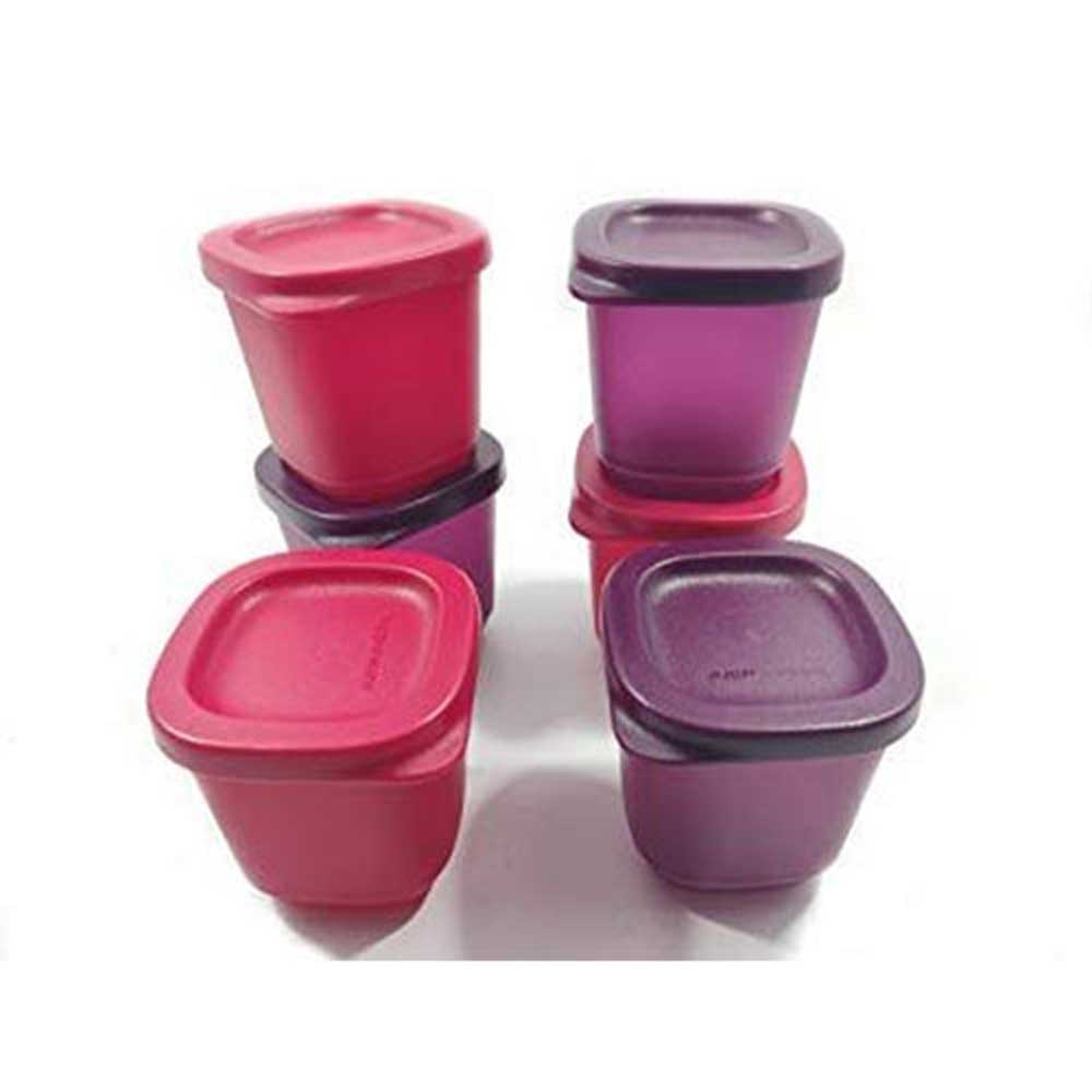 Tupperware Cubix Mini Square