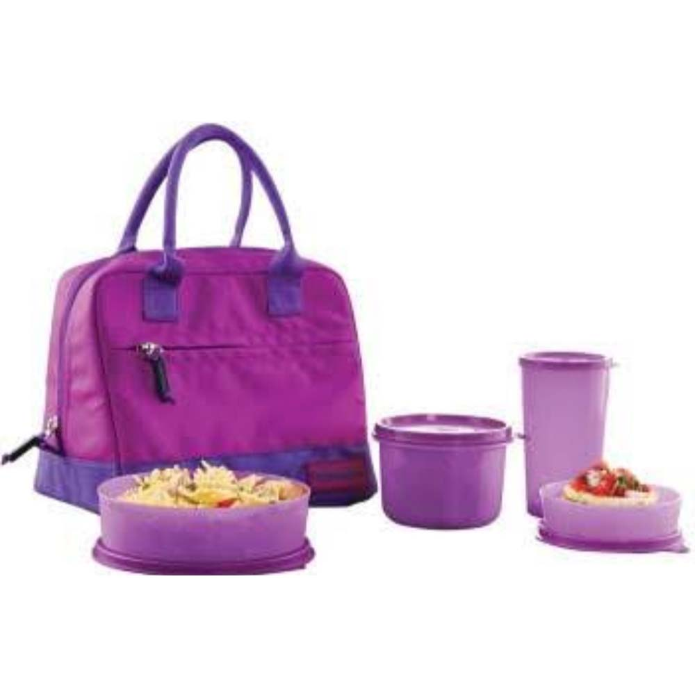 Tupperware New Classic Lunch Set