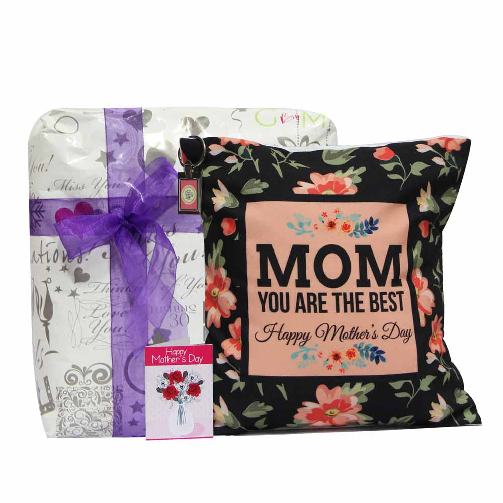 Personalized Gifts-Best Mom Cushion