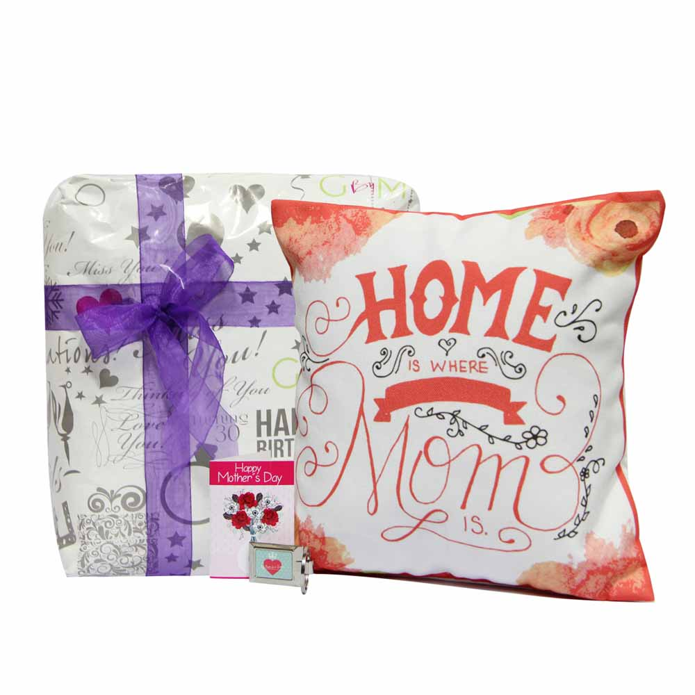 Personalized Gifts-Tender Cushion for Mom