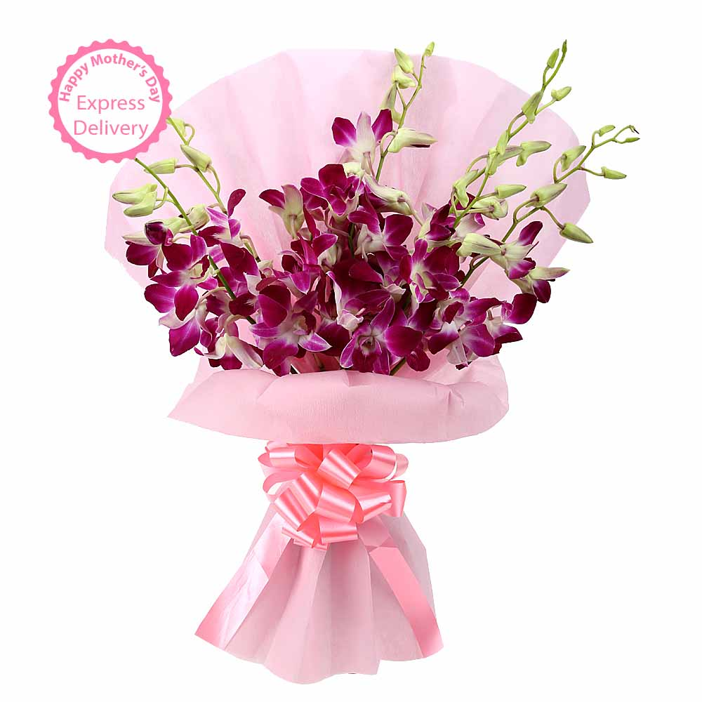 Designer Arrangements-Sparkle Purple