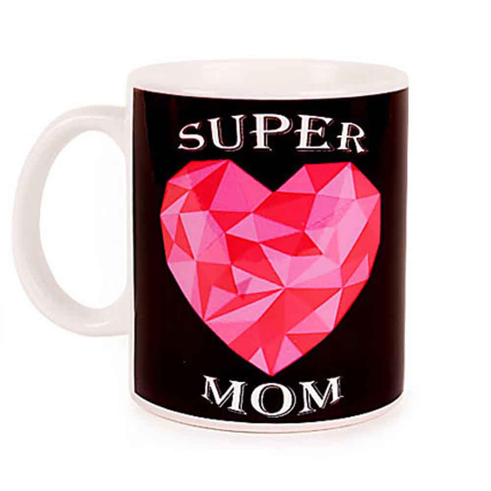 Mothers Day Super Mom Mug