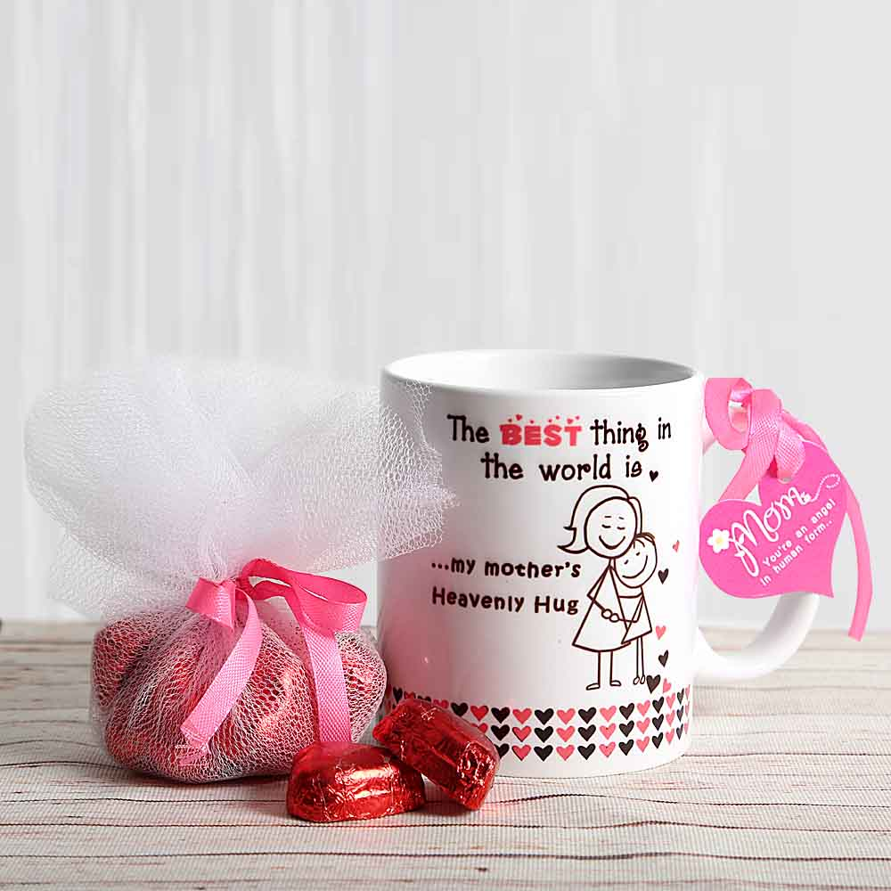 Personalized Gifts-Mothers Day Sweet Treats For Mom
