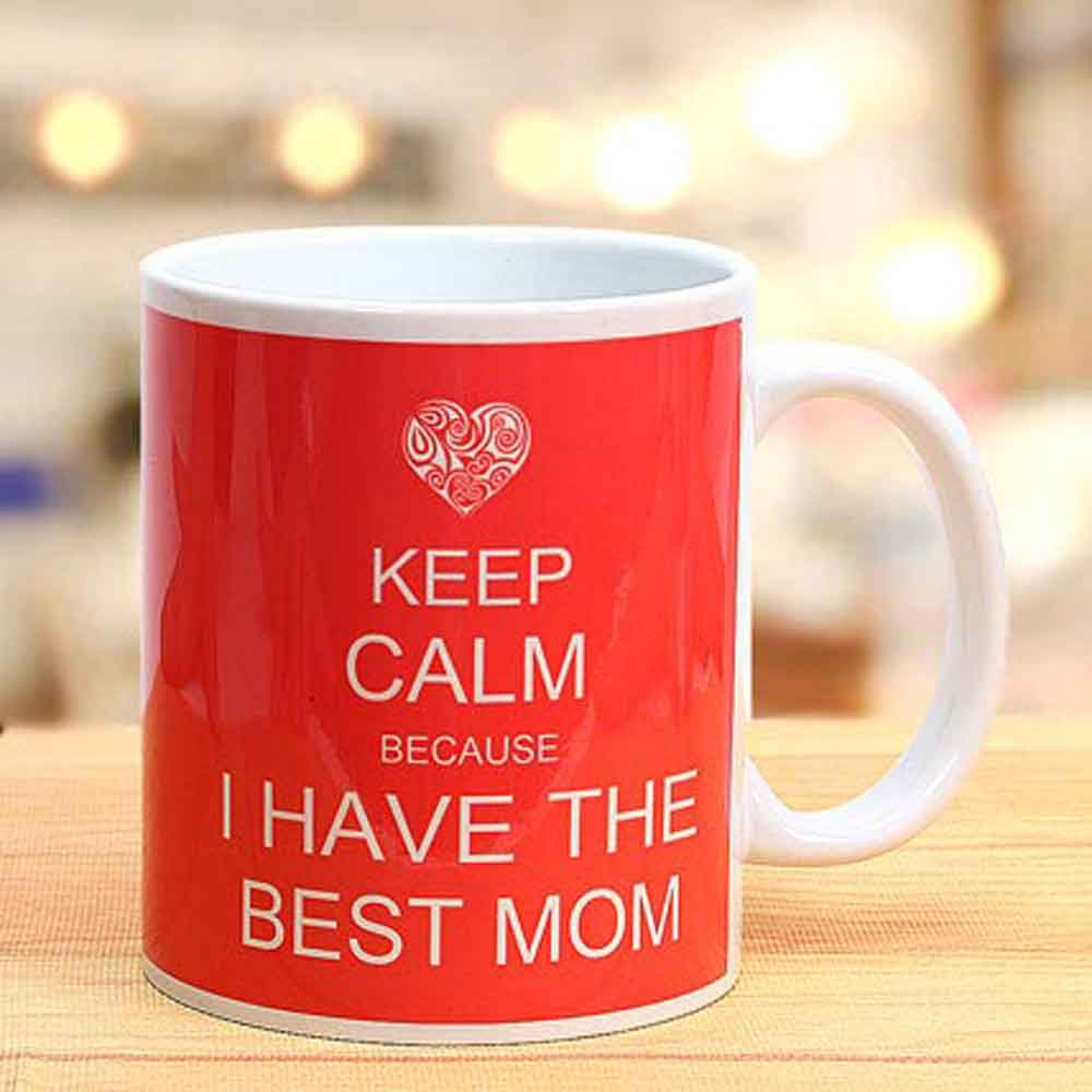 Mothers Day Best Mom Mug