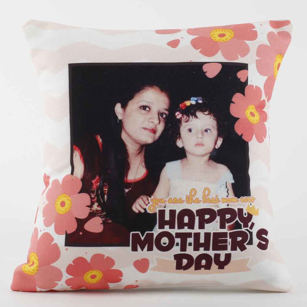 Personalized Gifts-Mothers Day Mothers Day Wishes Cushion