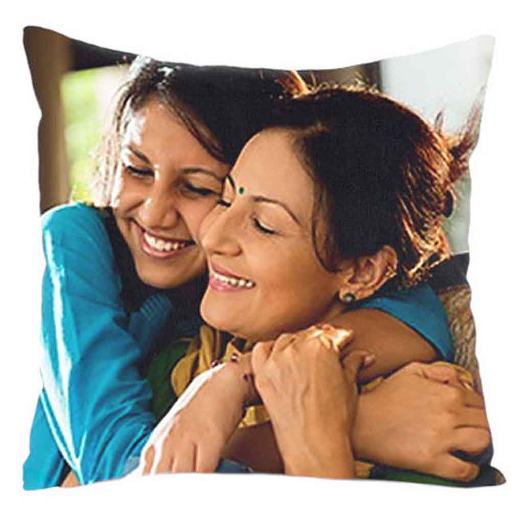 Mothers Day My Mother is My Best Friend Cushion