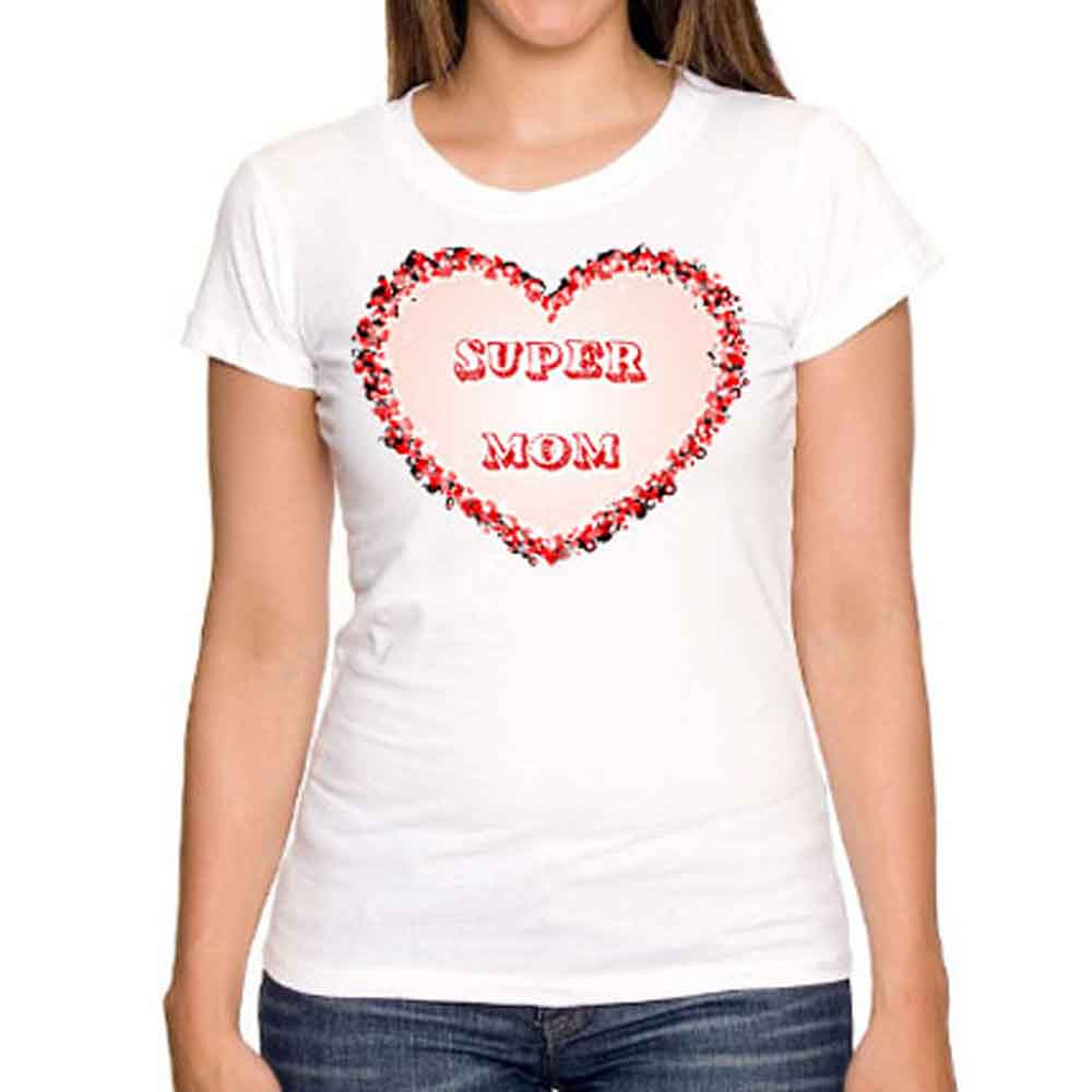 Mothers Day T shirt For Mamma Girls