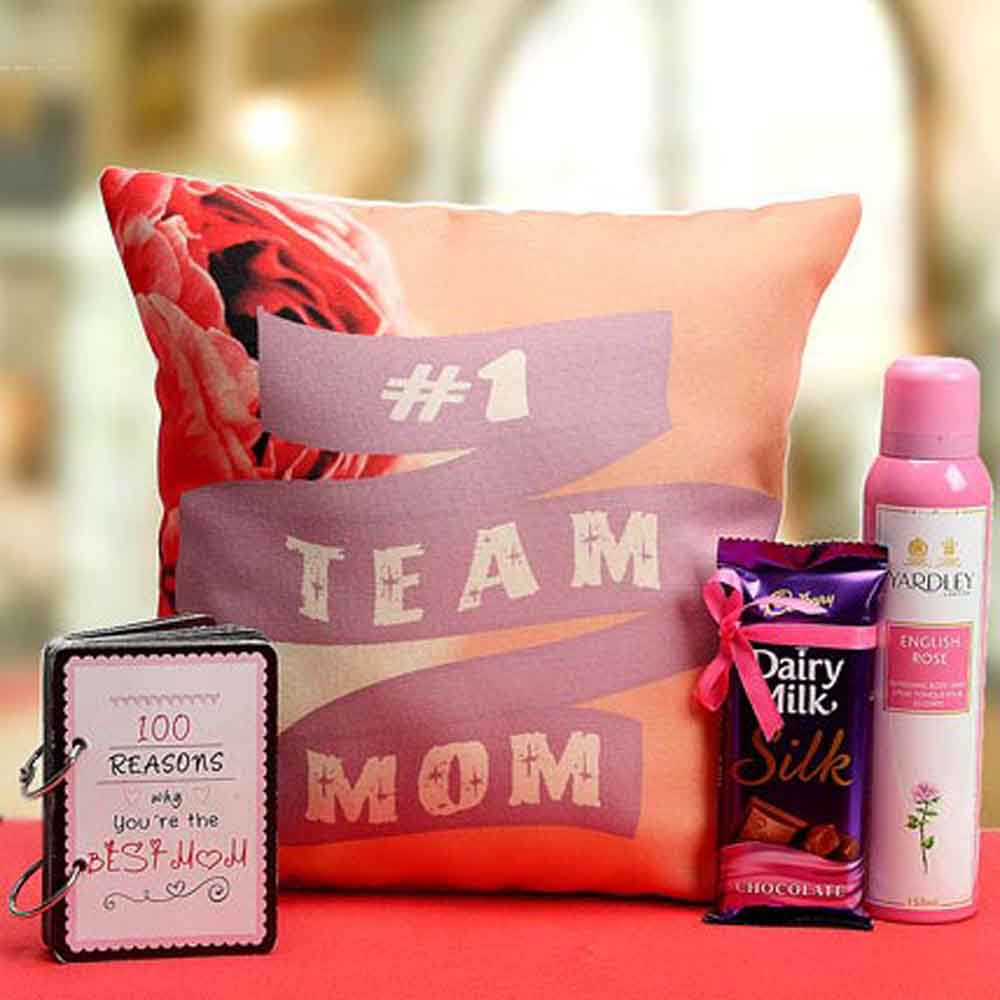 Mothers Day Team Mom Hamper