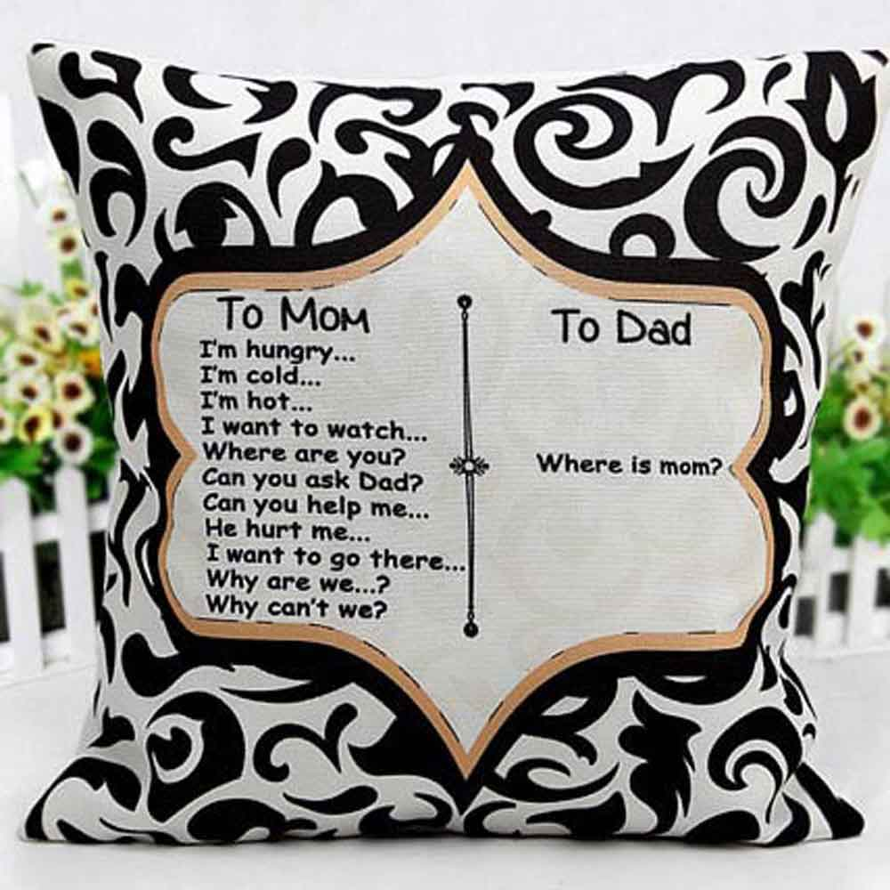 Sweet Nothings-Mothers Day Cushion filled with Love