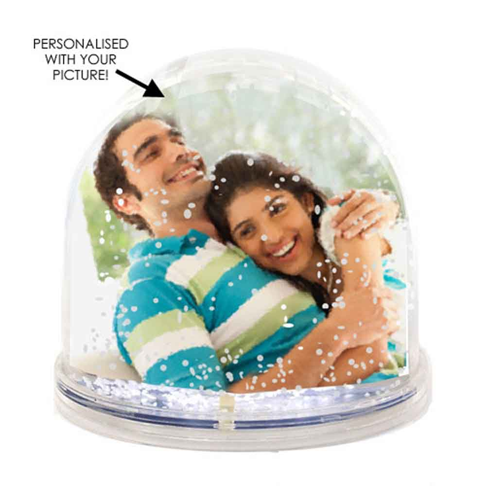 Miscellaneous-Personalised Snow Globe