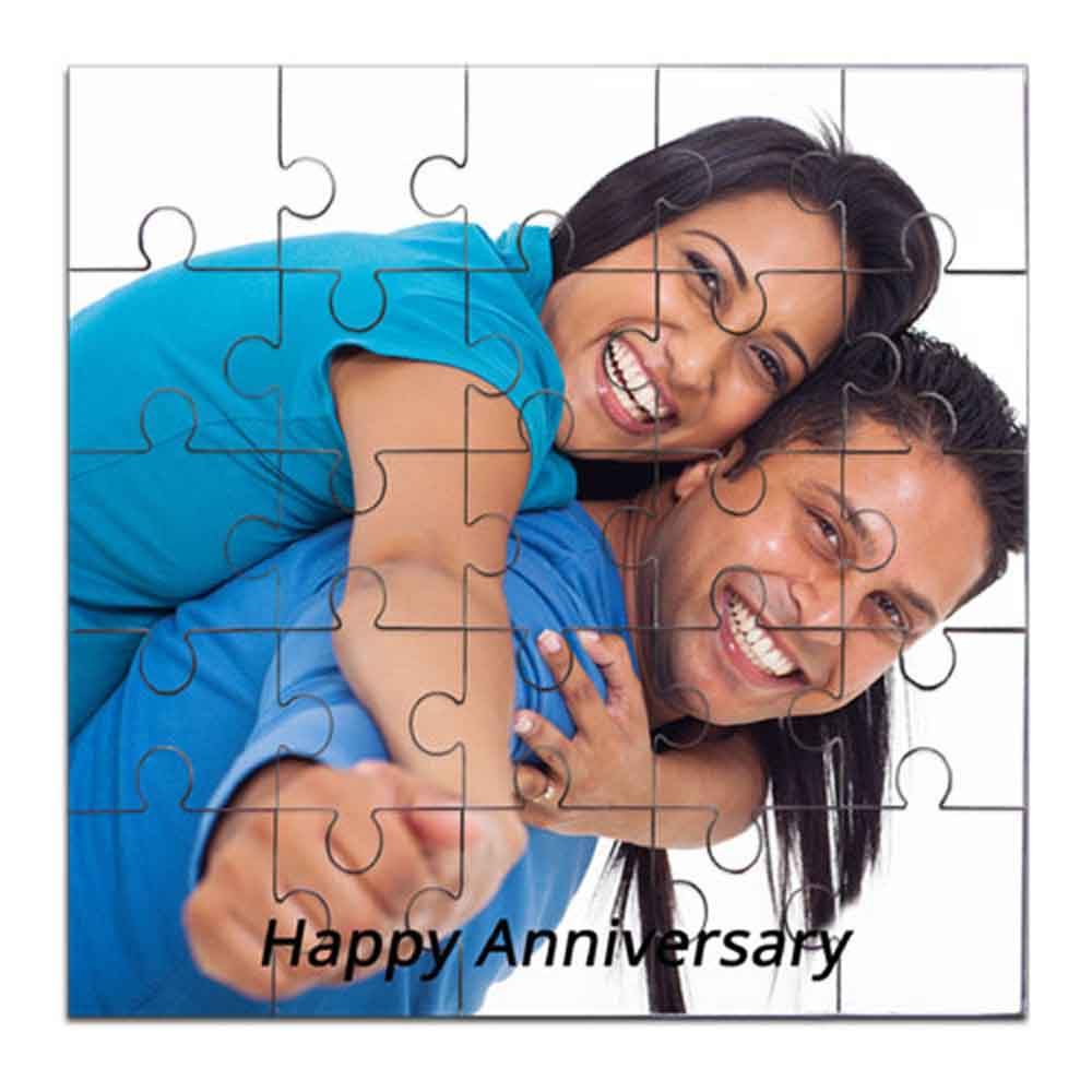Puzzle-Personalised Jigsaw Puzzle Wooden