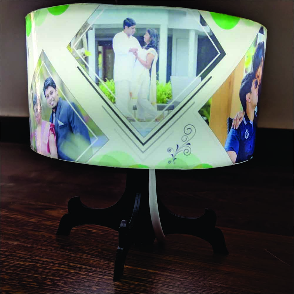 Miscellaneous-Personalized Tree Lit lamp