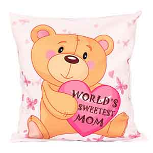 Personalized Gifts-Mum Special Cushion