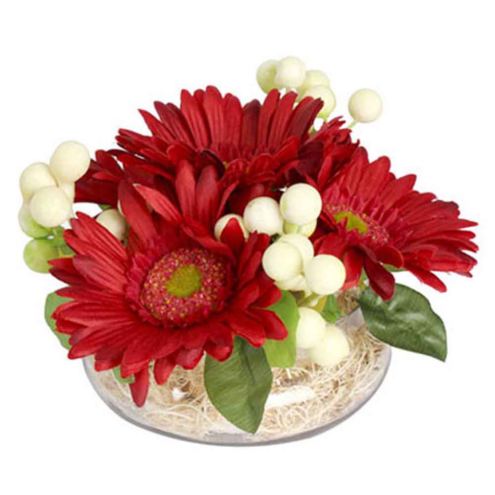 Ravishing Red Arrangement