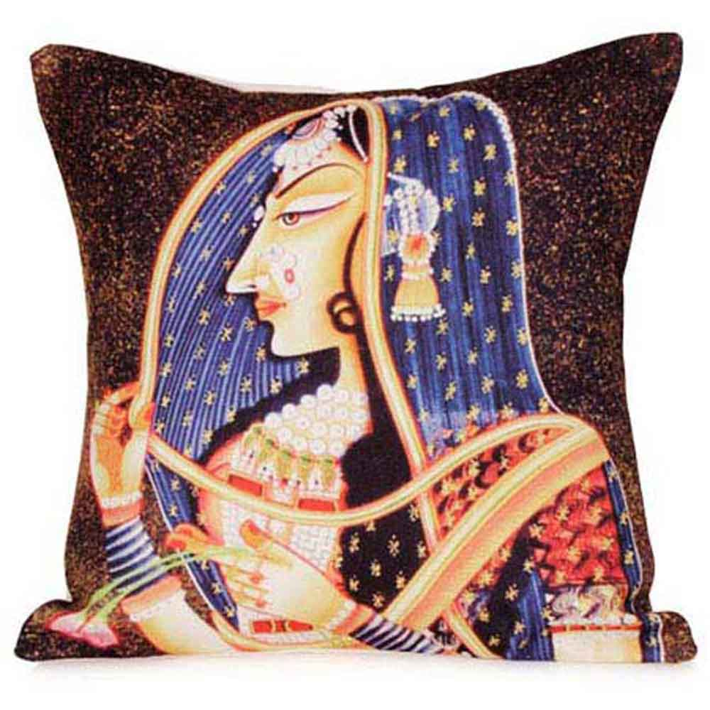 Go Royal With Cushion