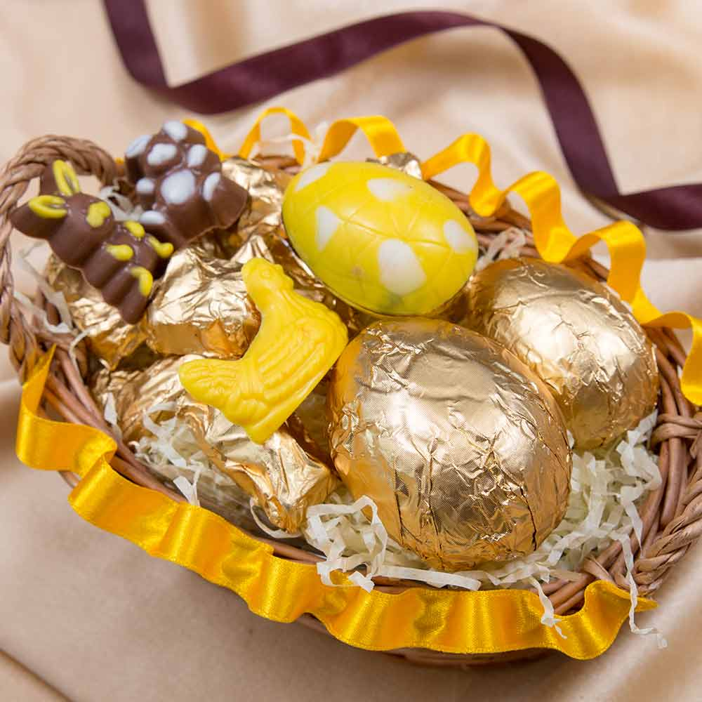 Easter Specials-Easter Chocolate Basket