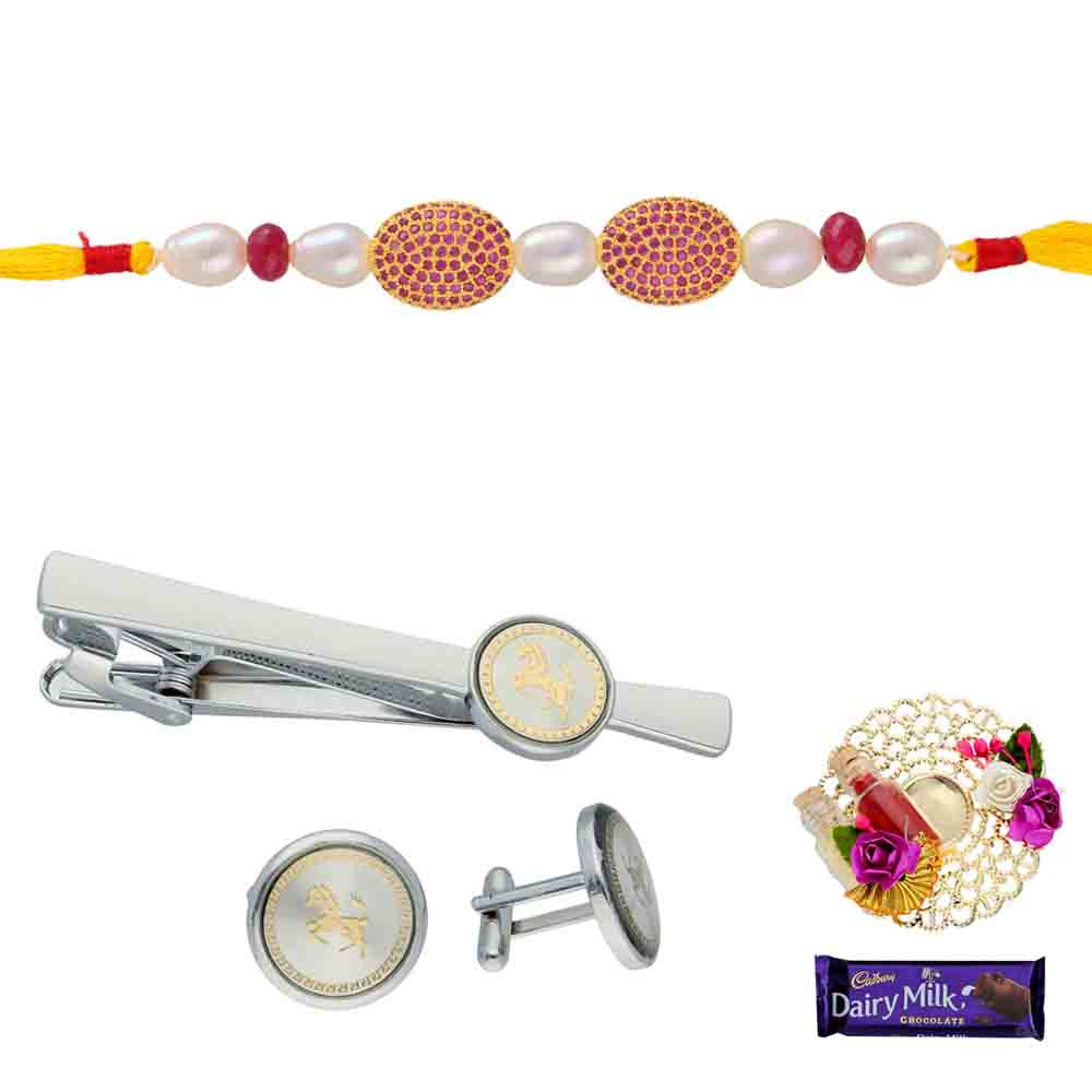Trendy Rakhi Hamper