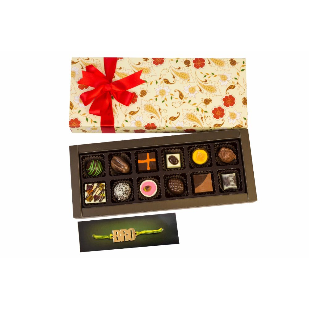 Chocolates & Cookies-Rakhi Delight