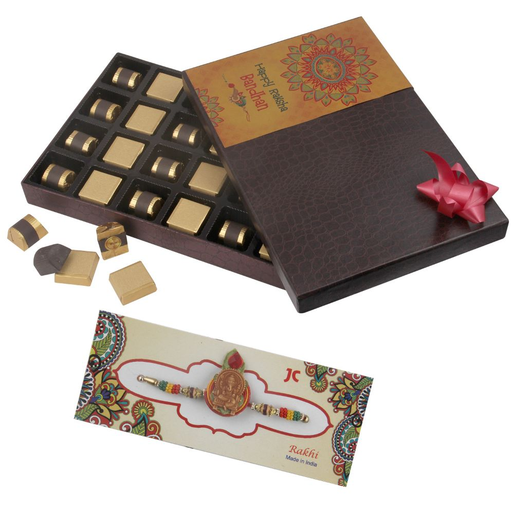 Rakhi Executive Box 24 pcs Combo