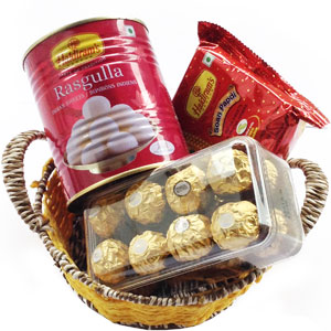 Chocolate Hampers-Sweet Hamper