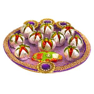 Rakhi Hampers-Anarkali Thaali