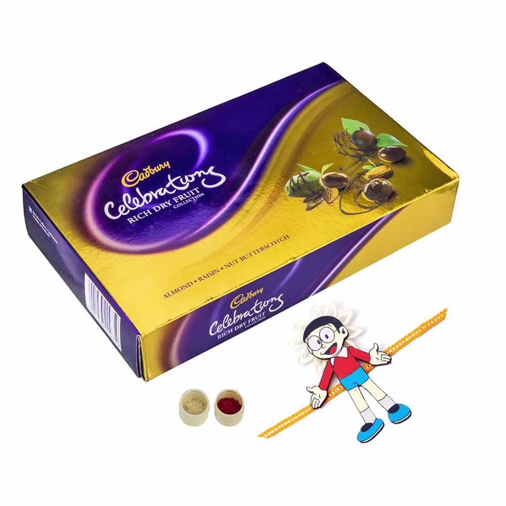 Rakhi Hampers-Celebrations n Kids Rakhi