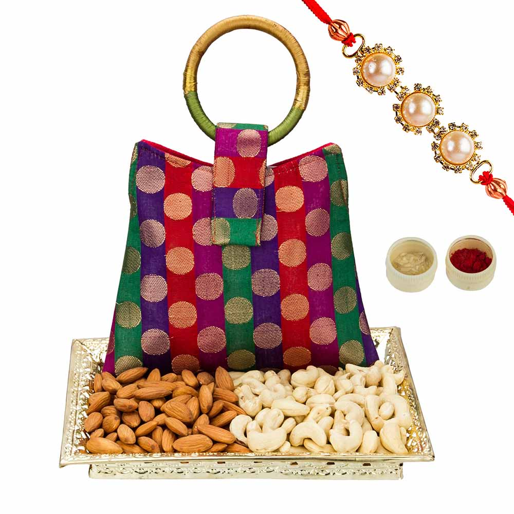 Pouchful Bounty Rakhi wishes