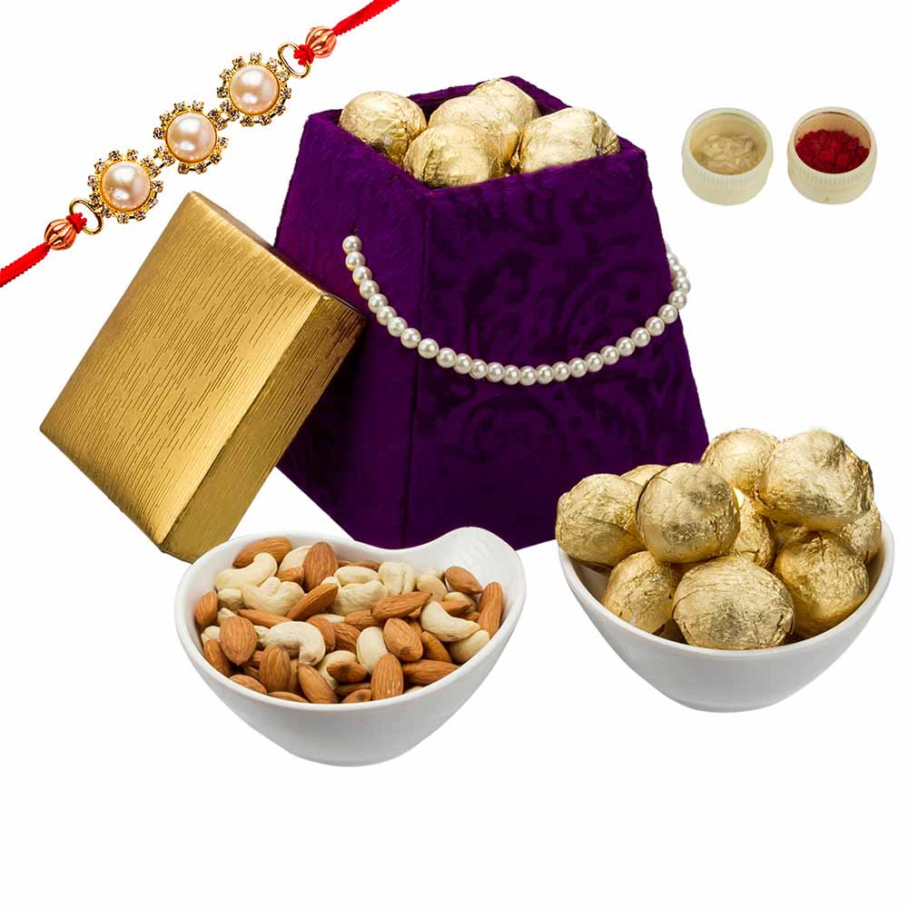 Boxed with Love Rakhi wishes