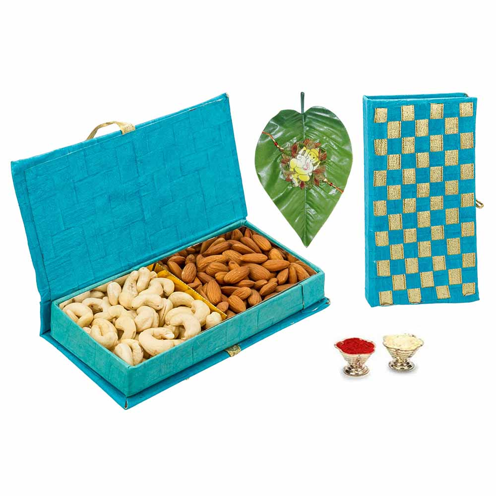 Rakhi Hampers-Crunchy Goody Box
