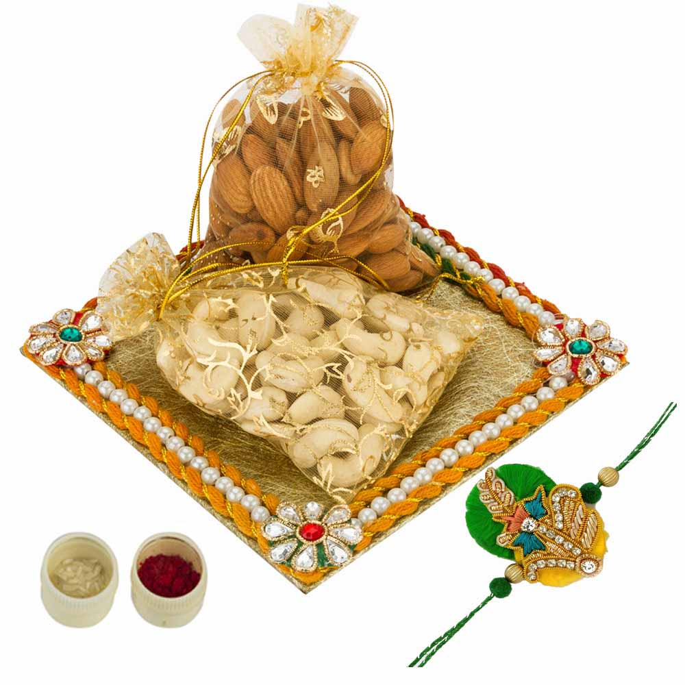 Crunchy Rakhi greetings