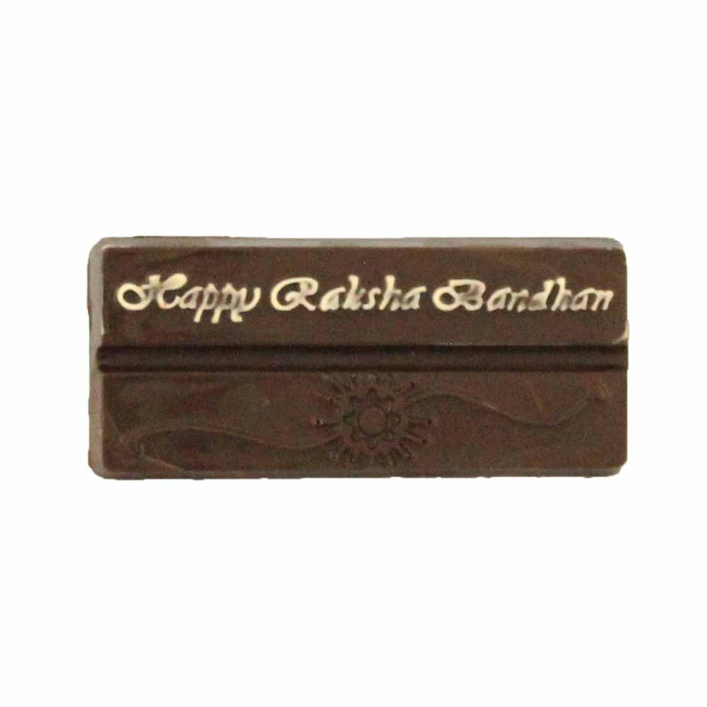 Rakhi Hampers-Bogatchi Rakshabandhan Bar Chocolate Box