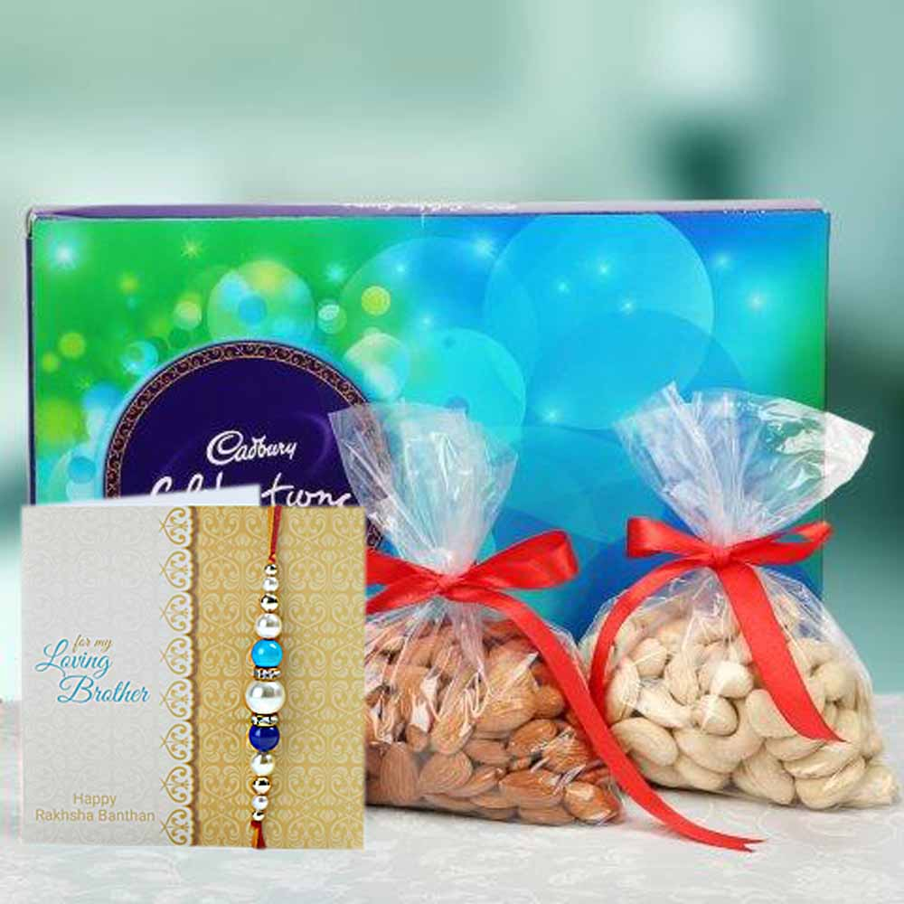 Dryfruits & Flowers-Dry Fruits & Chocolates