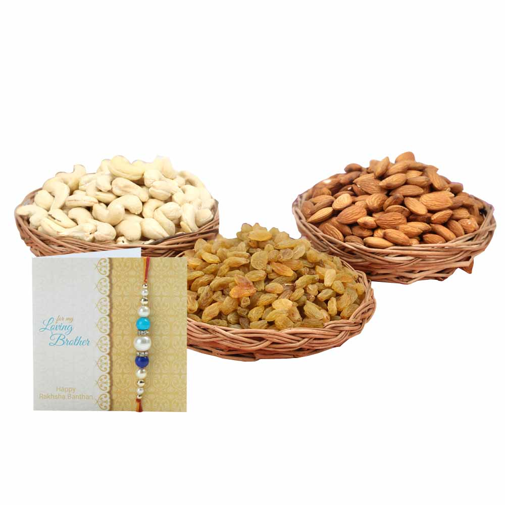 Dryfruits & Flowers-Selected With Love