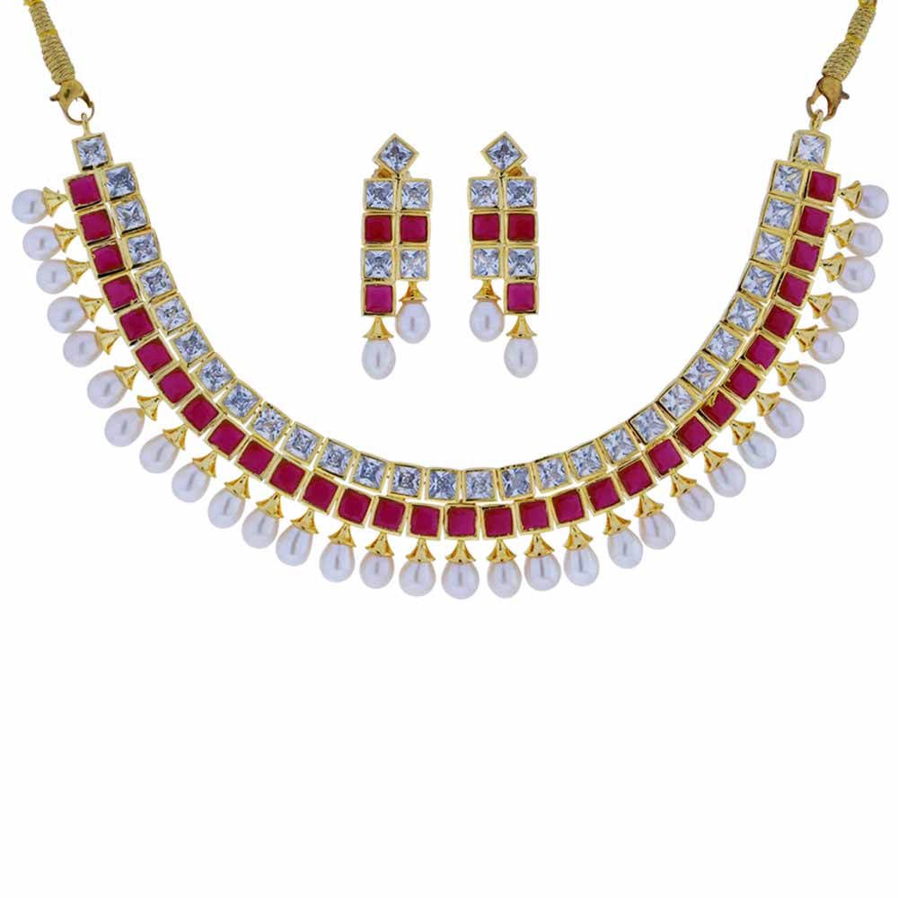 Precious-ROYAL NECKLACE SET