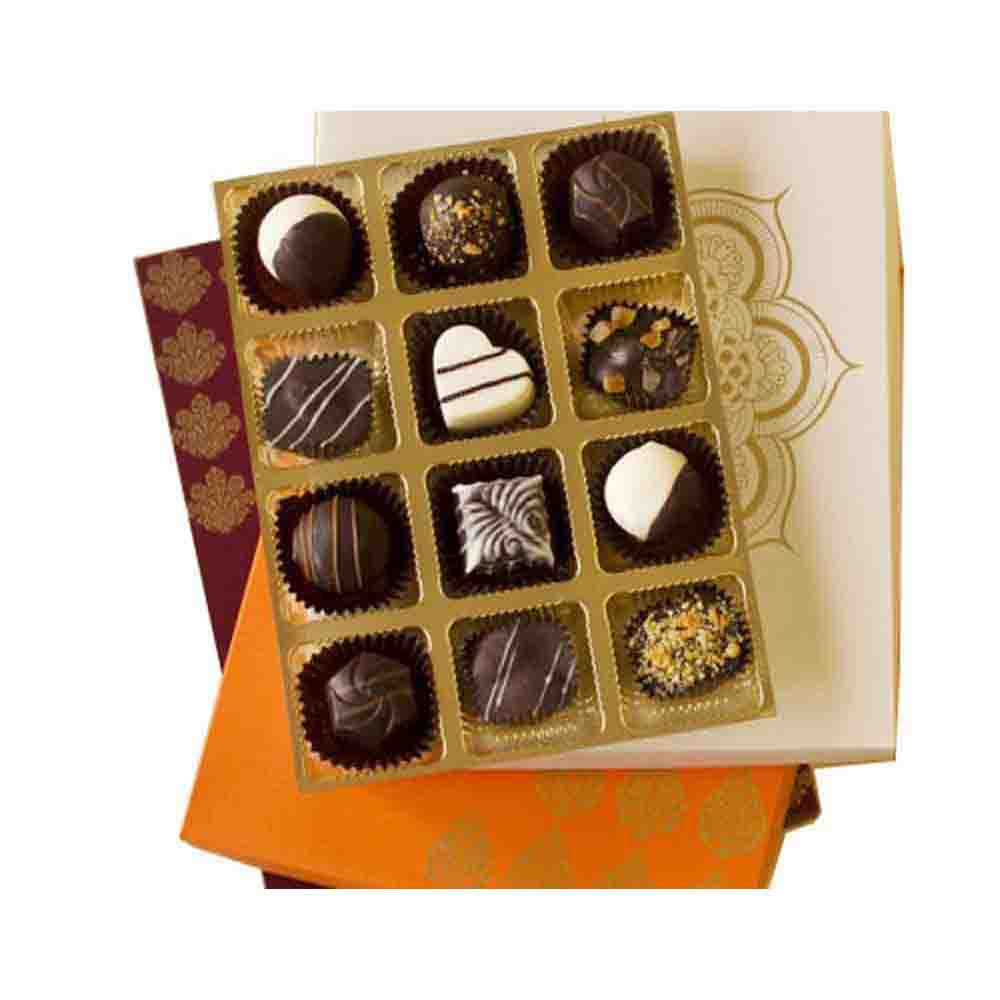 Luxury Chocolate Truffles Joy