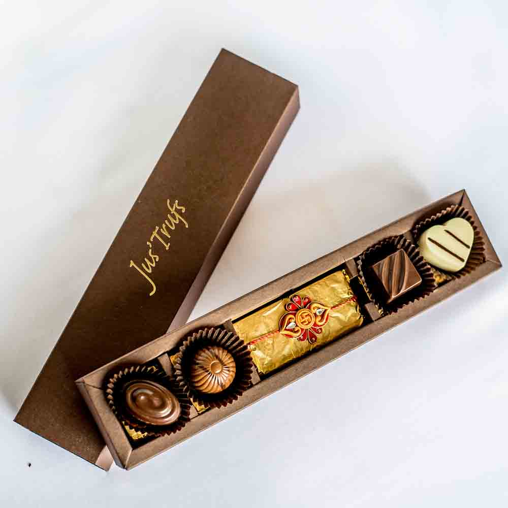 Rakhi Chocolate For Brother