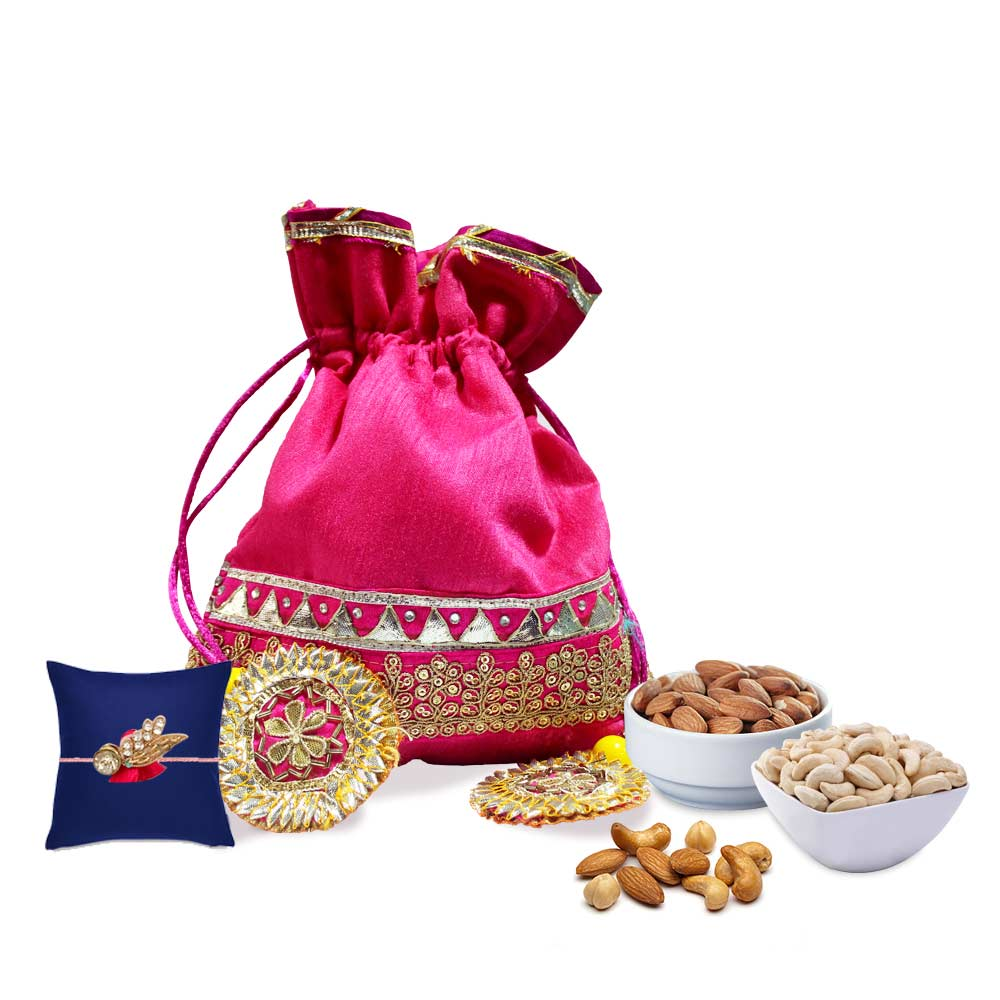Healthy Rakhi Hamper