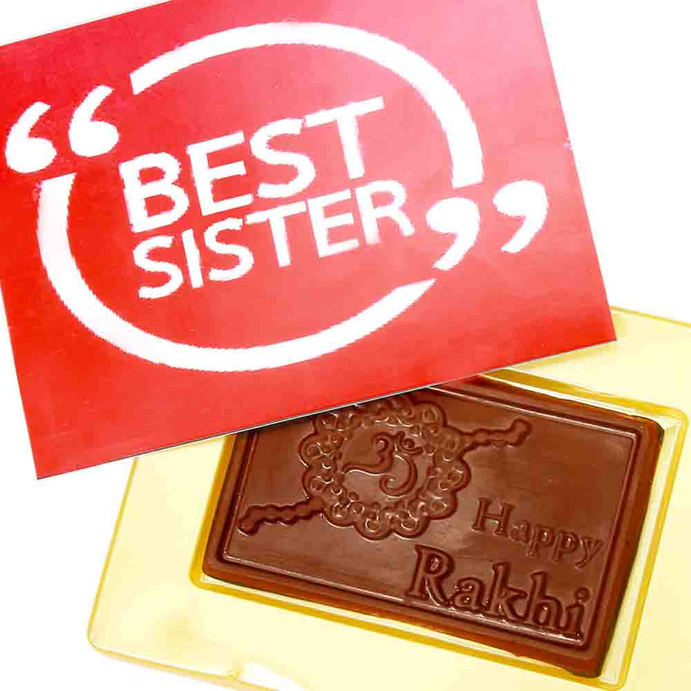 Best Sister Chocolate Box