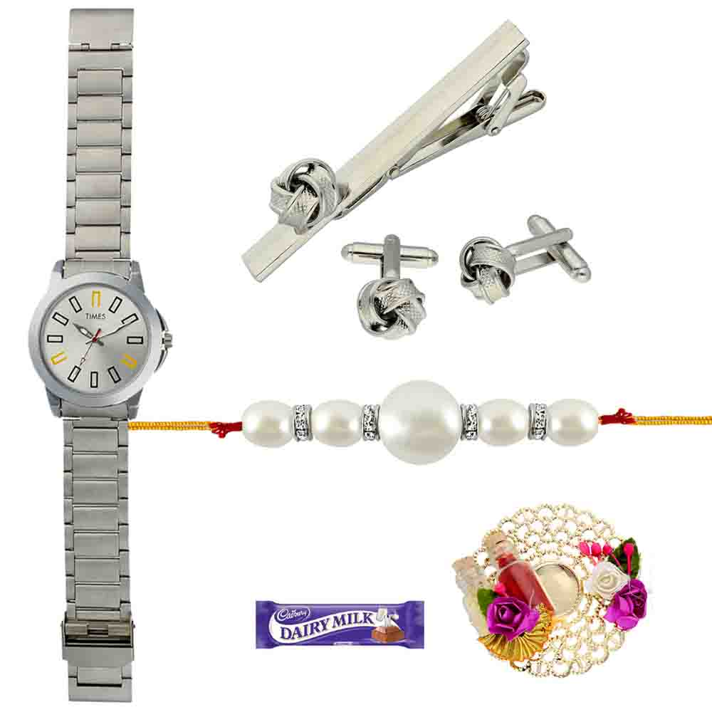 Cherish Rakhi Hamper